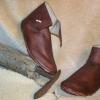 Chaussures XIème avec bouton en os