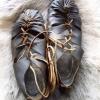 Chaussures gauloises «Brogues»,» Carbatinae «