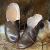 Chaussures XIème avec lacet