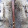 Fourreau d'épée ornementé de corne