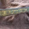 Fourreau épée ' feuille de vigne '