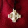Pendentif 'croix'